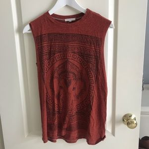 Urban Outfitters Graphic Tank Top